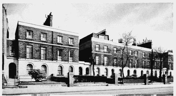 Bowhill Terrace