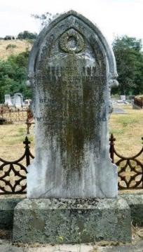 Crockford Gravestone Carrick