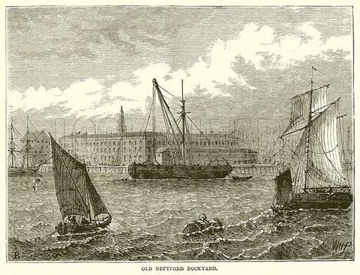 Old Deptford Dockyard