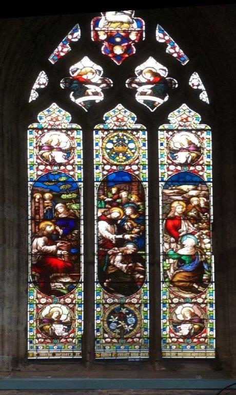 Memorial Window-Kegworth