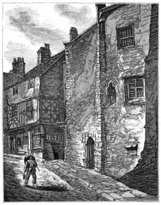 Newgate late 18th century