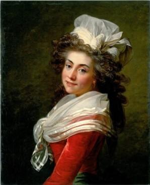 Marquise de Grecourt ca 1790
