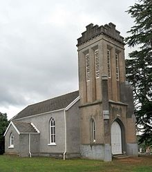St Andrews Church Carrick